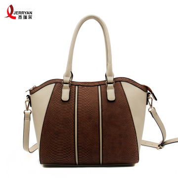 Simple Handbags Leather Tote Bags for Women