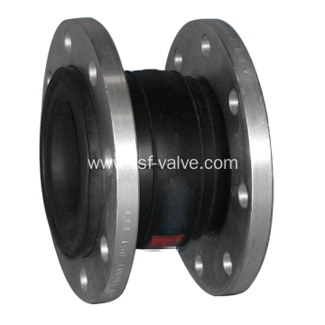Single Ball Rubber Expansion Joint