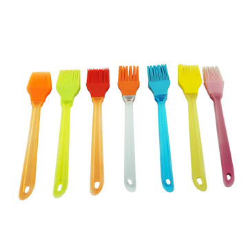 bbq basting kitchen pastry silicone brush