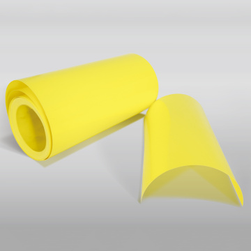 PVC Foldable  Plastic Package Films Rolls