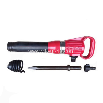58mm mining drilling jackhammer with air compressor