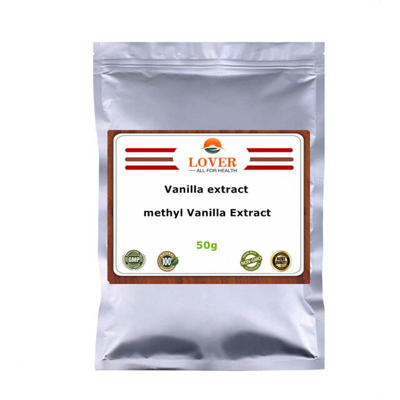 100% Pure Vanilla Extract,Vanilla Bean Extract Powder,Methyl Vanilla/Vanilla Extract,High Quality Food Additives,Free Shipping