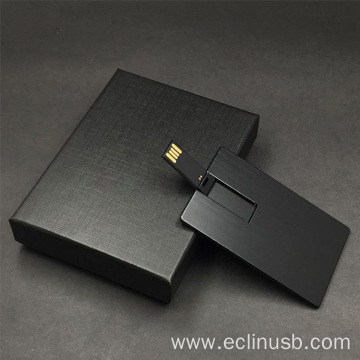 Metal Card USB Stick With Full Printing
