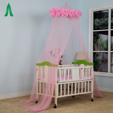 Bed canopy mosquito net fabric