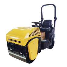 Mini  Double Drun Vibratory Driving Road Rollers