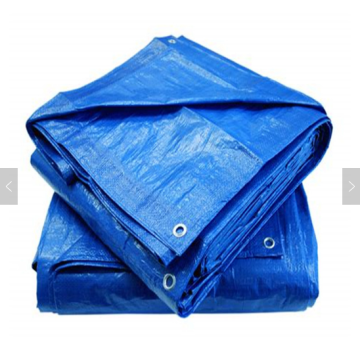 UV protected waterproof PE tarpaulin