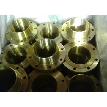 API 6A stainless steel weld neck flange