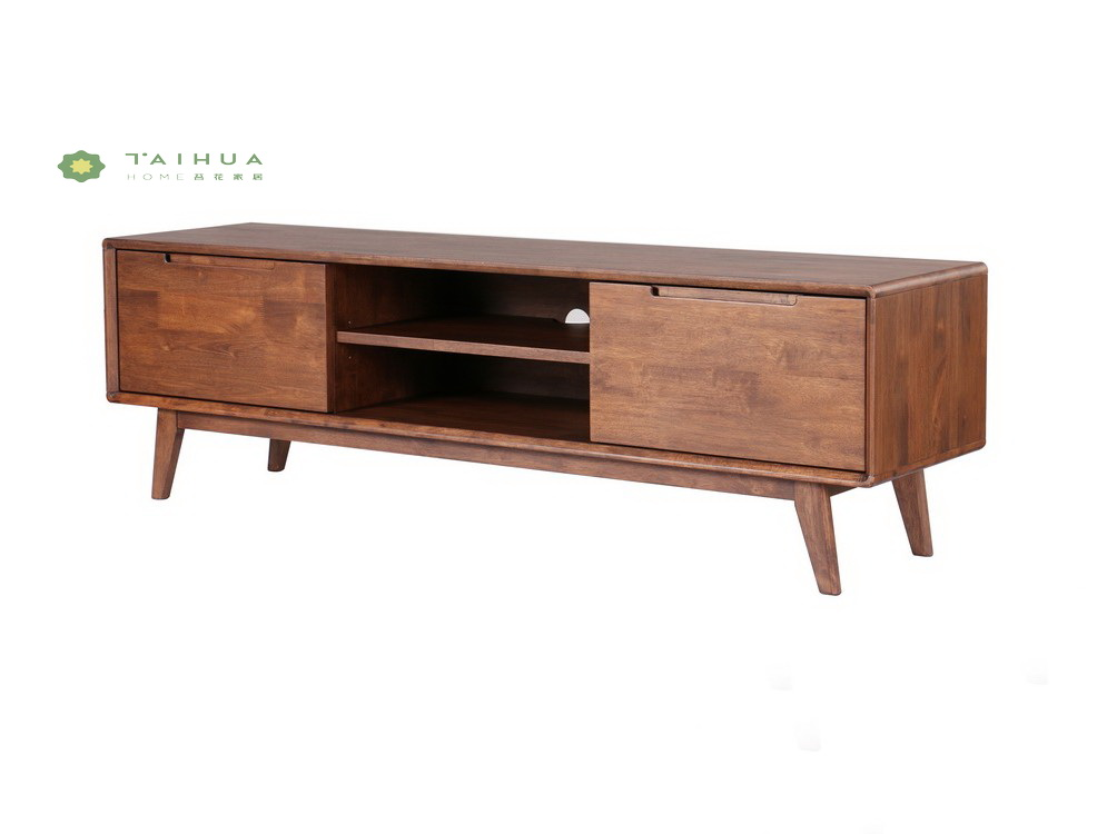 Solid Wood TV Stand 1.8M