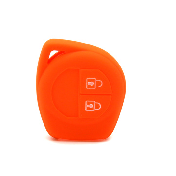 Car remote custom silicon key cover kanggo Suzuki