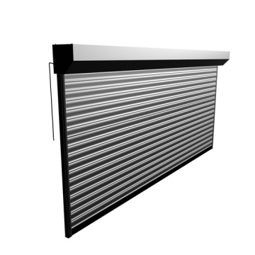 Aluminum Alloy Metal High Speed ​​Roller Shutter Door