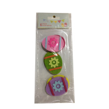 Easter egg shape sticker