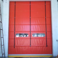 I-PVC Material Fold up Door Large Size