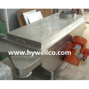 Foodstuff Square Vibrating Sieve