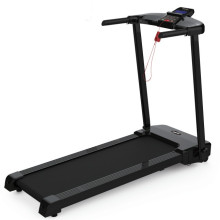 Electric Folding Treadmill with Wheels Easy Assembly
