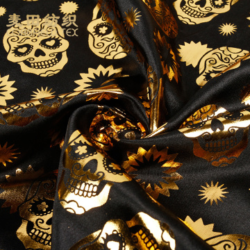 Most popular 100% polyester print fabric