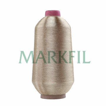metallic thread for knitting