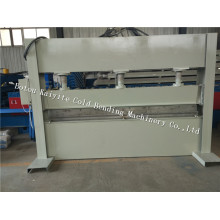 2.5m Hydraulic Steel Panel Bening Machine