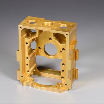 High Demand CNC Machining Brass Parts