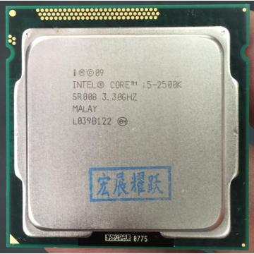 Intel Core i5-2500K i5 2500k CPU Quad-Core PC Computer Desktop CPU LGA1155