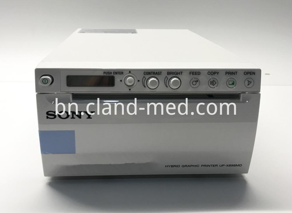 Up X898md Sony Hybrid Graphic Printer 4