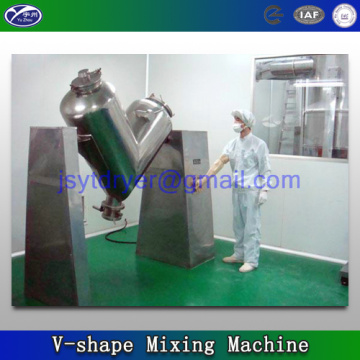 Hydrogen Bond V-shape Mixing Machine