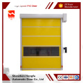 Yndustriële PVC Fabric Quick Rolling Shutter Door