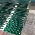 ASNZS2208 8mm 10mm 12mm Tempered Glass Prices m2