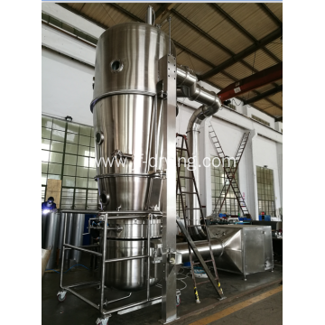 Bottom Spray Fluid Bed Coating Machine