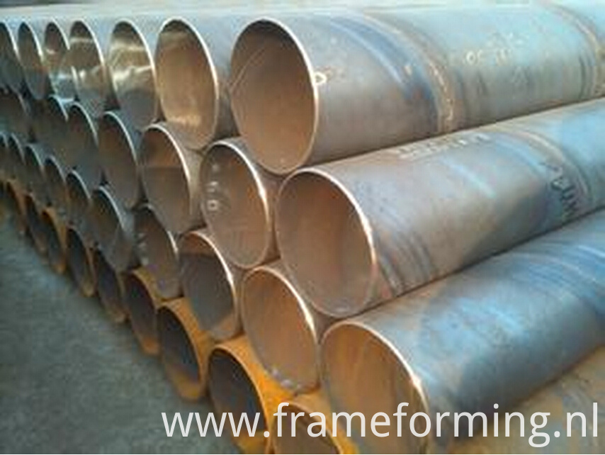 sprial welded pipe