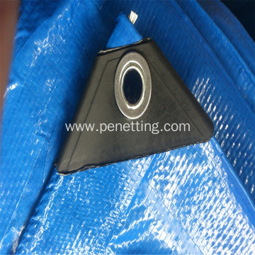 Factory Price Reinforced Hem Finished PE Tarpaulin