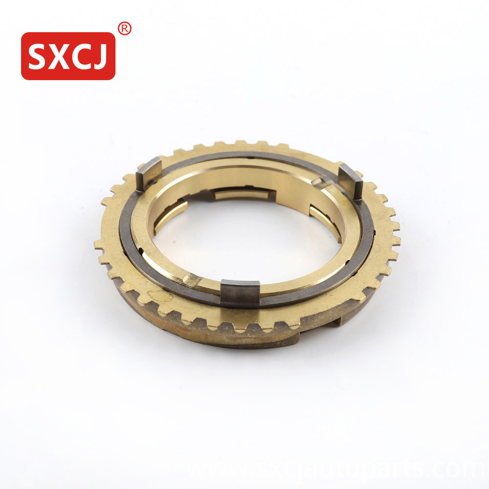 Car Gear Box Brass Ring