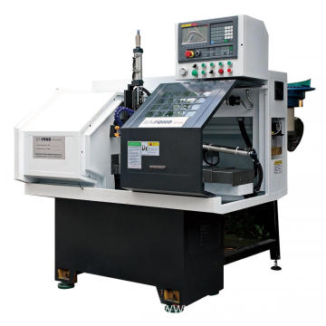 Automatic Loading and Unloading CNC Lathe Machine