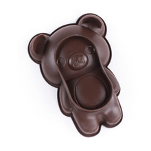 Brown Bear Silicone Cake Mold