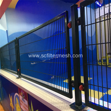 Welded Steel Wire Mesh Sheets for Fence Panels