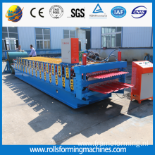 two layers roll forming machine