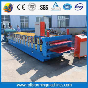 Good Quality Double Layer Roll Forming Machine