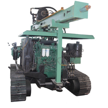 Concrete Solar Pile Press Machine