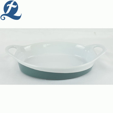 Bakeware with  handles