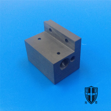 thermal shock resistant silicon nitride cylinder block