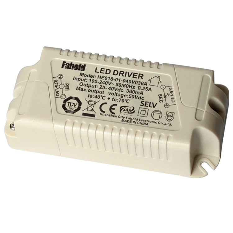 Commercial Recessed Downlight Driver