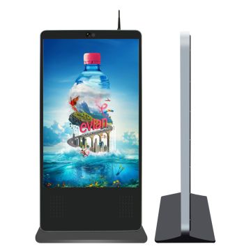 Mobile P6 outdoor full color advertising led poster