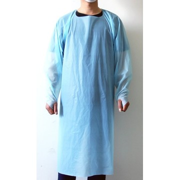 Wholesale CPE Disposable Gown With Ce and FDA