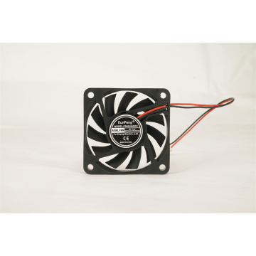 5/12/24V 60x60x10mm Ball Bearing DC Cooling Fan