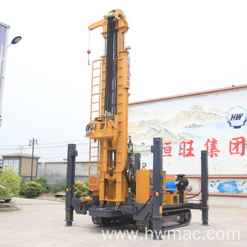 500M Large Diameter Water Well Drilling Rig