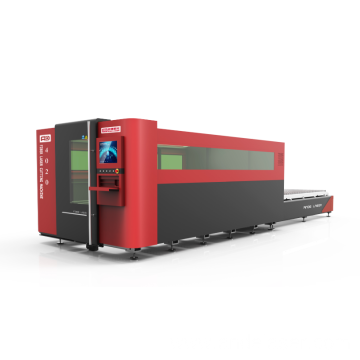 Exchange Table Fiber Laser Cutting Machine