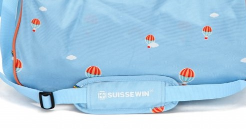 Waterproof Shoulder Suisswin Messenger Bagstrap
