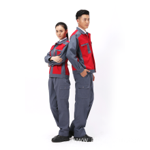 Autumn Winter Style Work Wear Set Working Clothes Worker Uniform Repair Service Uniform Set