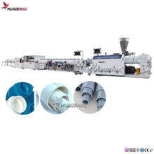 50-110mm PVC double strand extrusion line