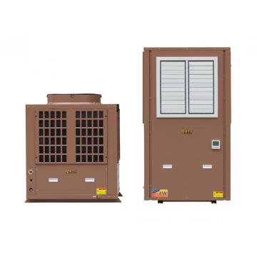 industrial Air Conditioner with Wide Fin Spacing