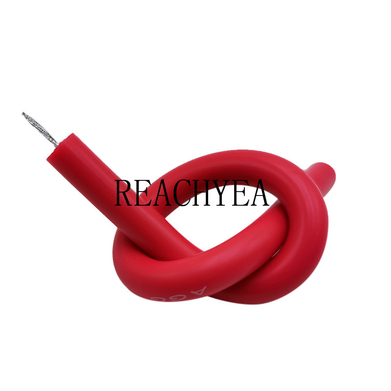 High-voltage wire and cable soft silicone wire 10KV 15KV 20KV-20AWG 18AWG 17AWG 15AWG anti-breakdown
